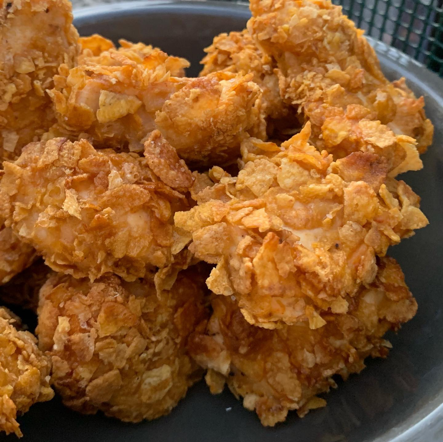 Nuggets de poulet ultra croustillants