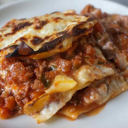 Lasagnes traditionnelles
